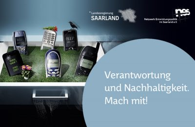 Saarland Nachhaltigskampagne