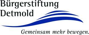 Logo: Bürgerstiftung Detmold
