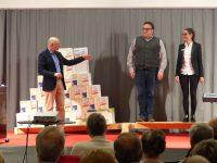 Aufwiegen Abschlussveranstaltung Reutlingen