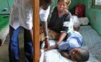 Krankenhaus in der DR Kongo