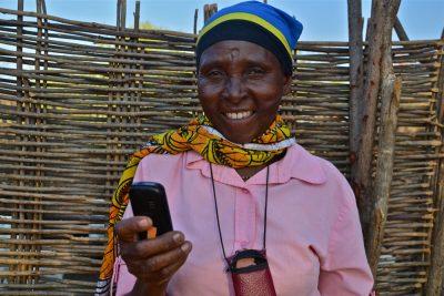 Handynutzung Tansania