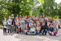 Handysammlung Schulklasse und ZGF
