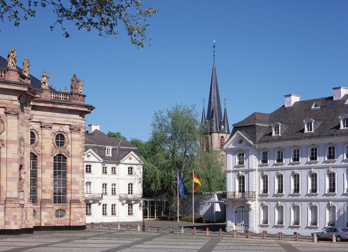 Staatskanzlei des Saarlandes