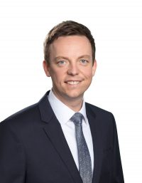 Ministerpräsident Tobias Hans