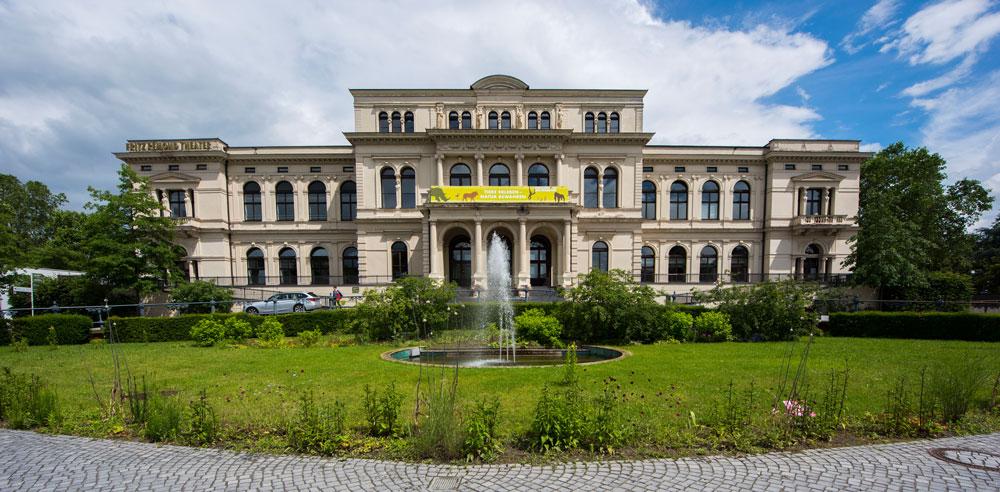 Zoogesellschaftshaus Frankfurt