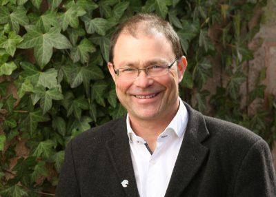 Thomas Kempf Koordinator Handyprojekt im LBV